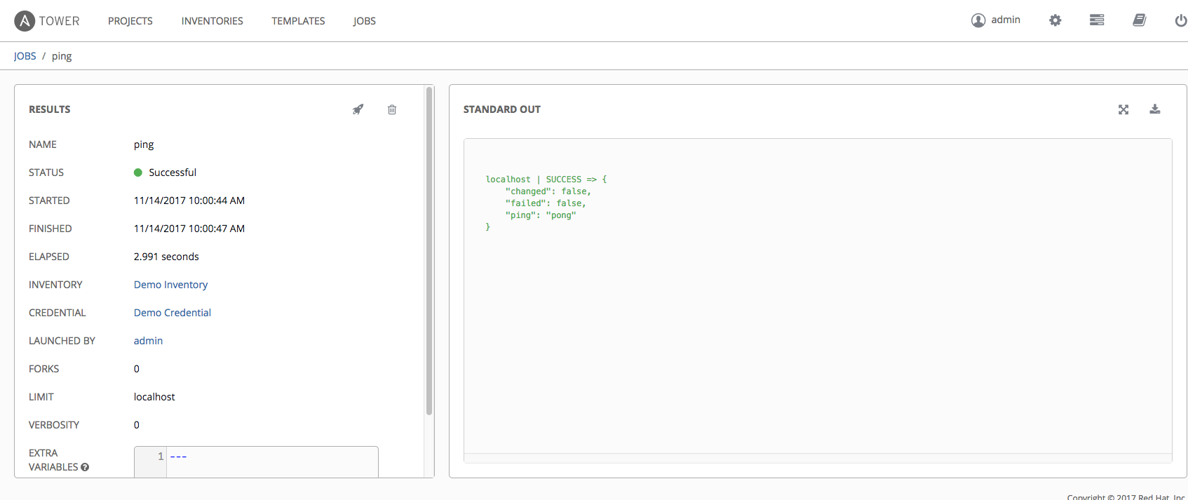 13  Inventories — Ansible Tower User Guide v3 2 2