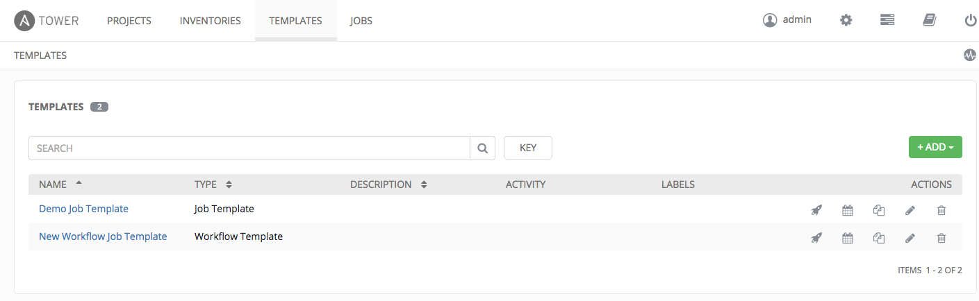 15  Workflow Job Templates — Ansible Tower User Guide v3 2 2