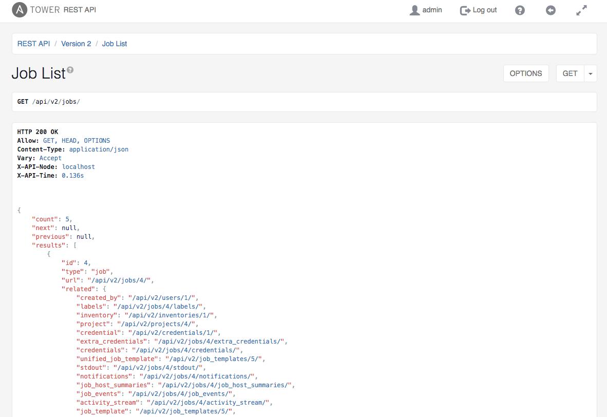 REST API - docs