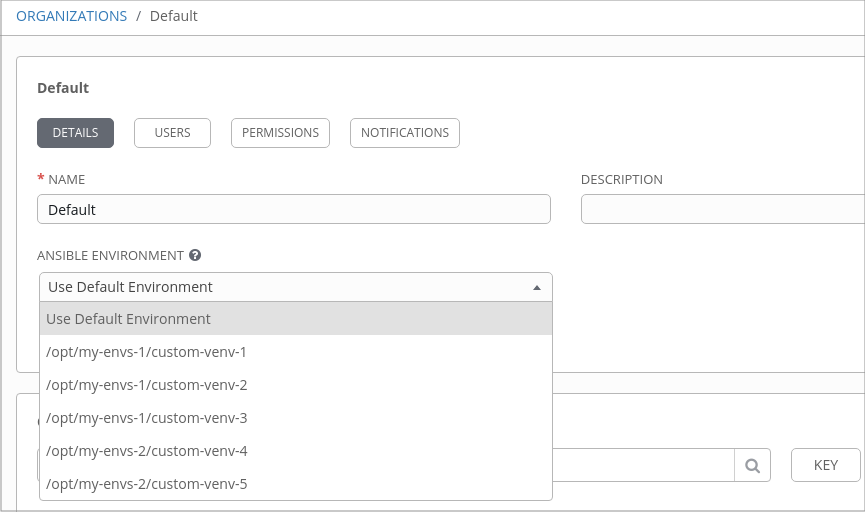 7  Using virtualenv with Ansible Tower — Ansible Tower Upgrade and